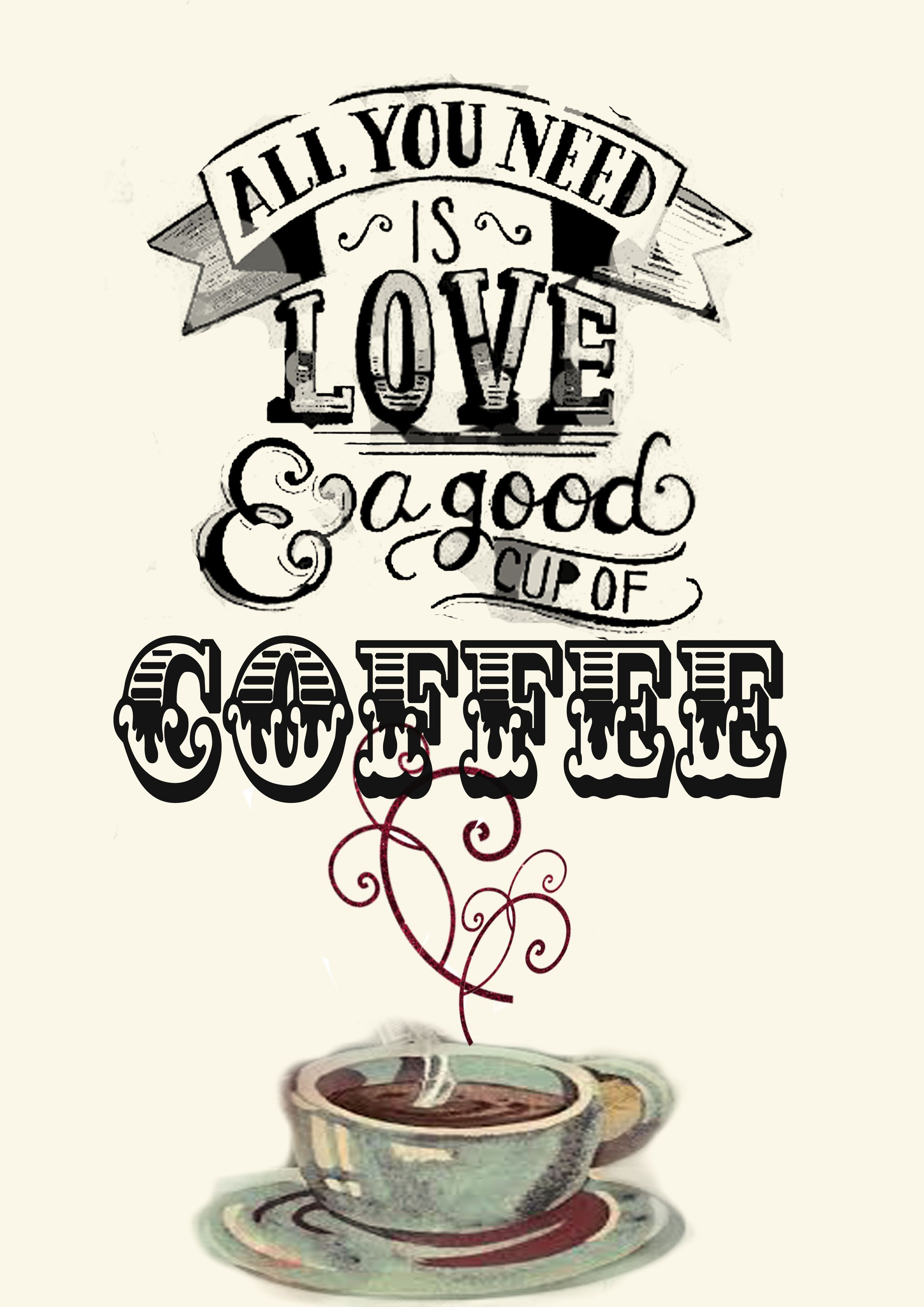 So true!! (With images) Coffee love, All you need is