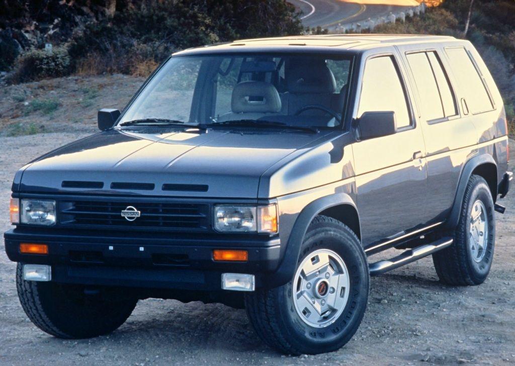 1993 95 Nissan Pathfinder 4 Door North America Wd21 1992 09 1995 Mobil