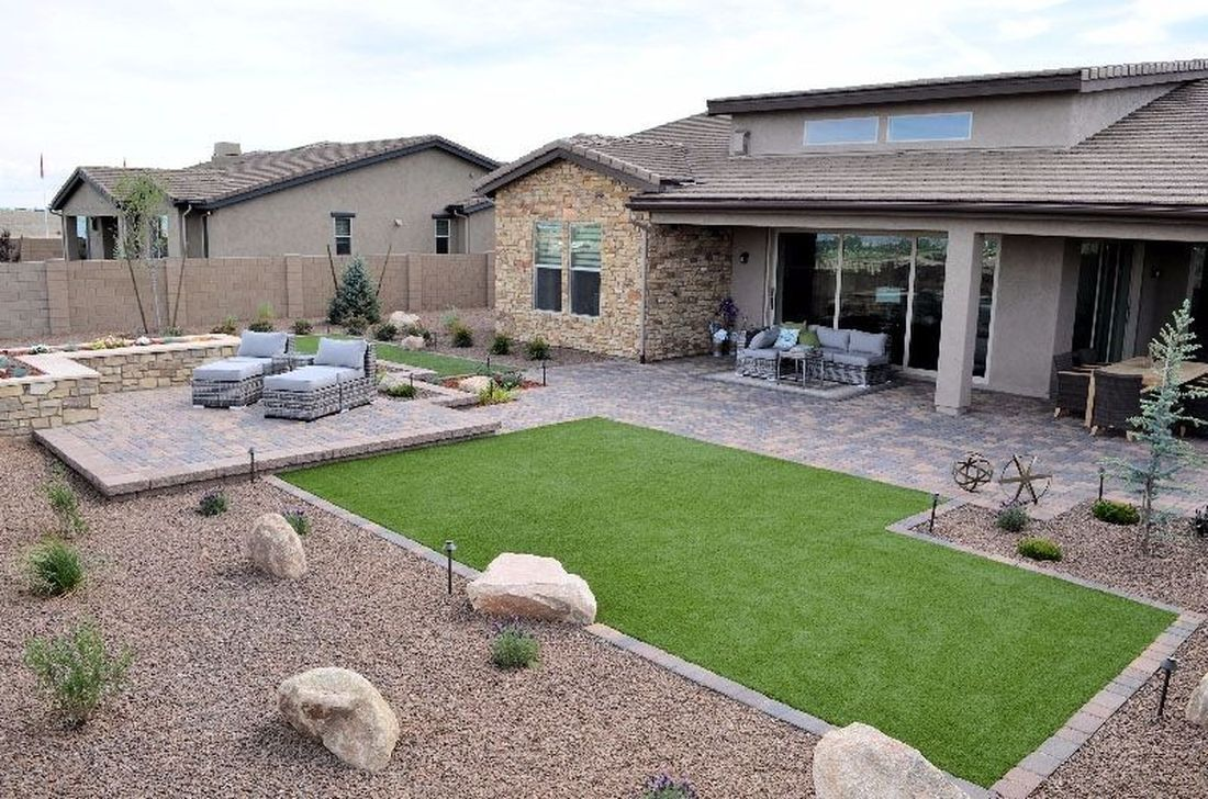Beautiful Arizona Backyard Landscaping Ideas In 2020 Arizona