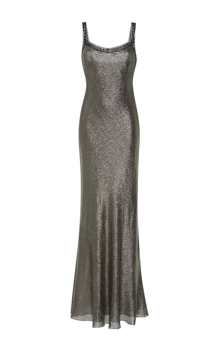 Alberta Ferretti gown