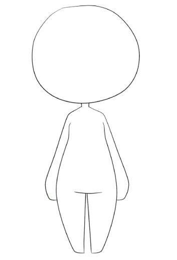 Pin De Gumi 666 En Para Dibujar Pinterest Chibi Body Chibi
