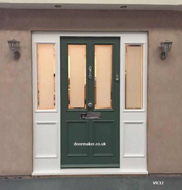victorian front door showroom | Front Door Craftsman | Pinterest ...