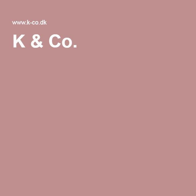 K & Co.