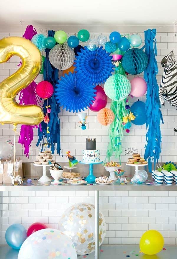 Über 70 Karneval-Dekoideen für eine Party zu Hause (mit ...