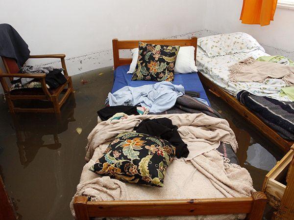 Las imágenes más impactantes del temporal – Infobae.com