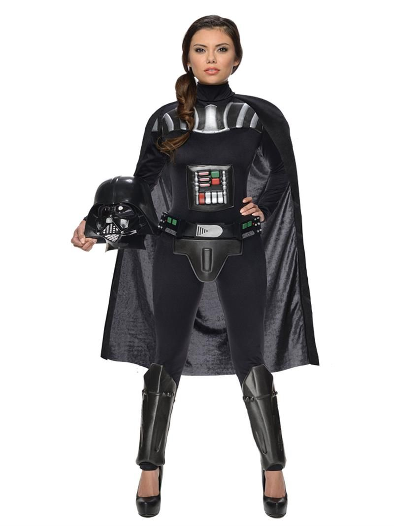 Star Wars Darth Vadar Female Adult Halloween Costume Rubies 887594  sc 1 st  Pinterest & Star Wars Darth Vadar Female Adult Halloween Costume Rubies 887594 ...