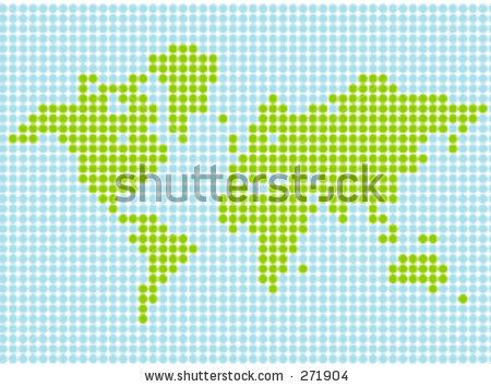 Stylized world map in vector format scalable and can be colored at stylized world map in vector format scalable and can be colored at will gumiabroncs Image collections