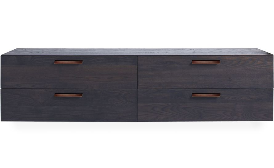Willa Arlo Interiors Roxie 2 Drawer Media Chest In 2020 Living Room Wall Units Drawers Storage Spaces