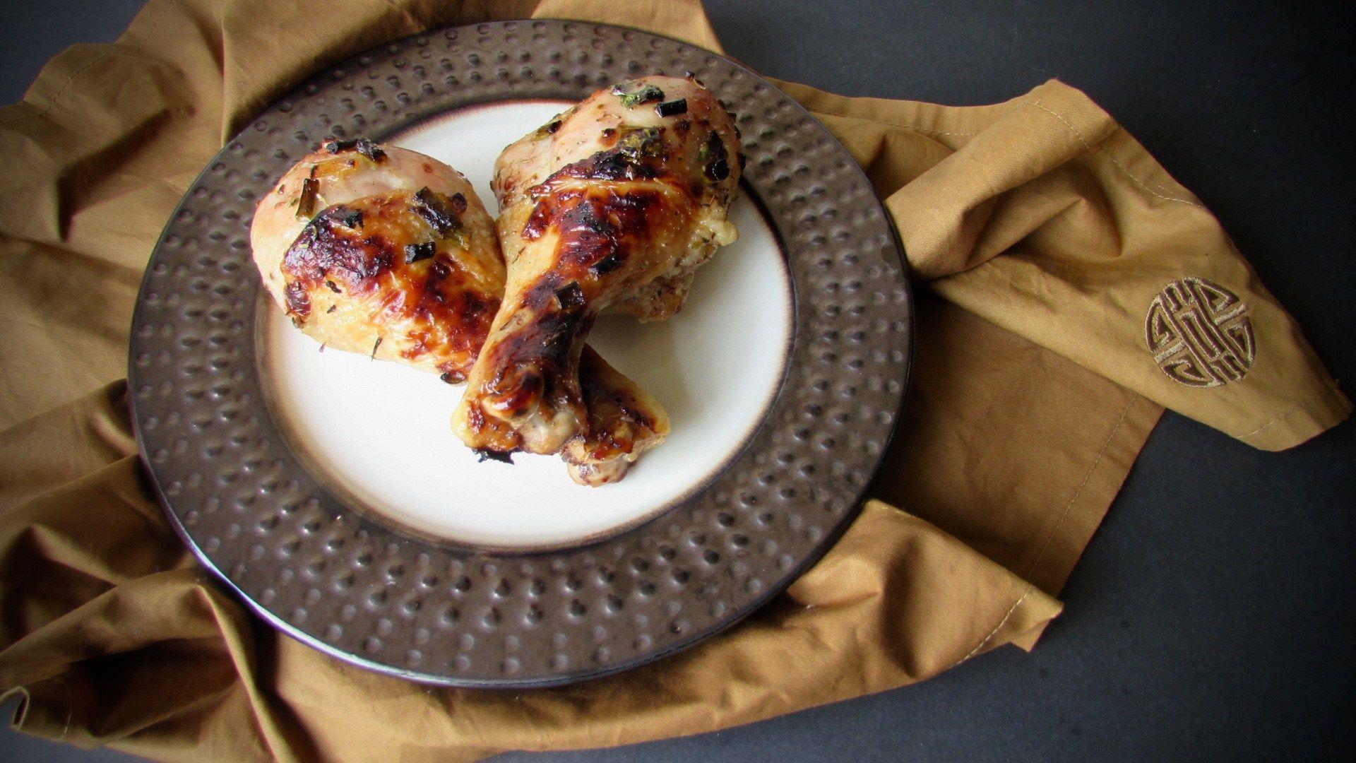 Aip paleo sticky chicken legs recipe recipe chicken
