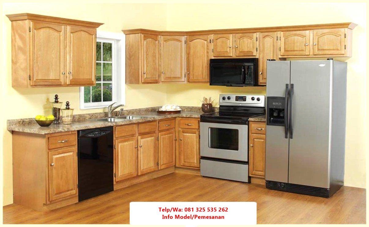 Desain Kitchen Set Minimalis Modern Trend Model Kitchen Set