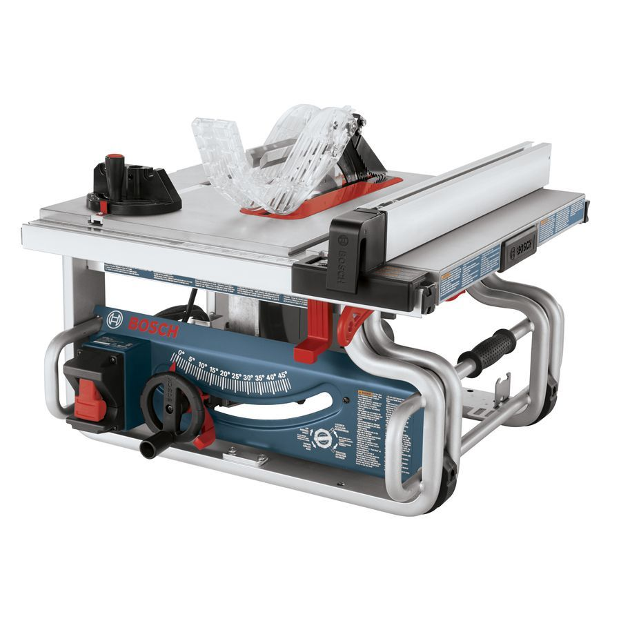 Woodworking Tools With Some Tricks Of The Trade Portable Table Saw Bosch Table Saw Table Saw