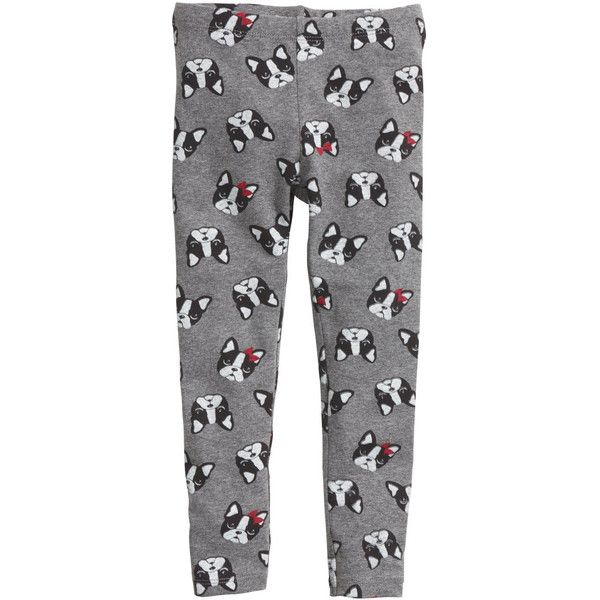 Printed Leggings $9.95 (695 RUB) ❤ liked on Polyvore featuring pants, leggings, patterned leggings, elastic waist pants, jersey leggings, jersey knit pants and stretch waist pants
