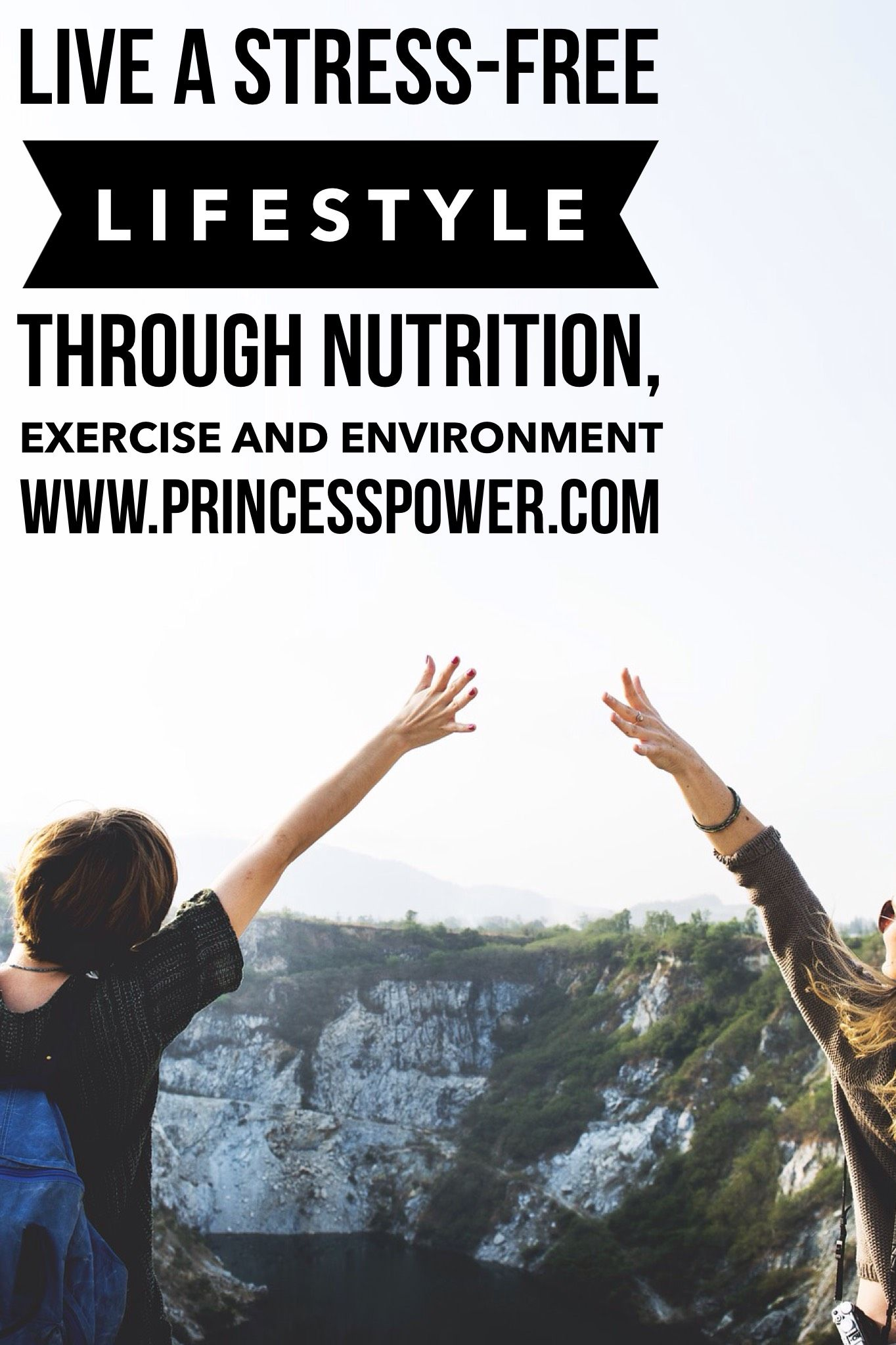 Live a stressfree lifestyle through nutrition exercise
