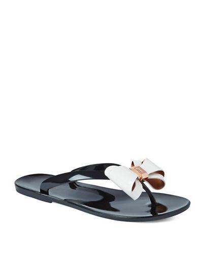 656421fcf TED BAKER TED BAKER LONDON Rafeek Jelly Flip Flops.  tedbaker  shoes   sandals