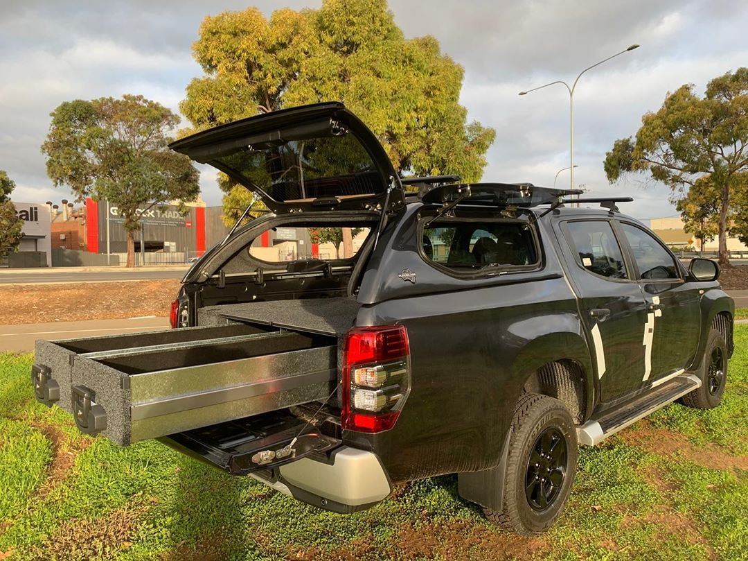 Drawers Canopy And Roof Rack What Better Storage Solutions Is There Rhino Rack 4wdinteriors Nolimitsoffroad Fit Roof Storage Storage Solutions Roof Rack