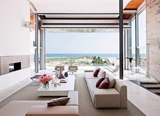 Long Island Home Designed By New York Architect West Chin