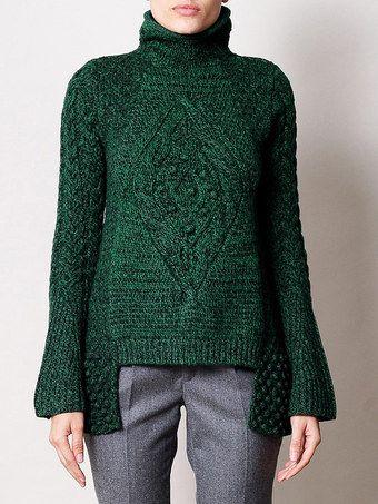 Pinterest Hilo Sweater Tejidos Croché Asymmetrical Tricot Y Aran Pwaqwt5R