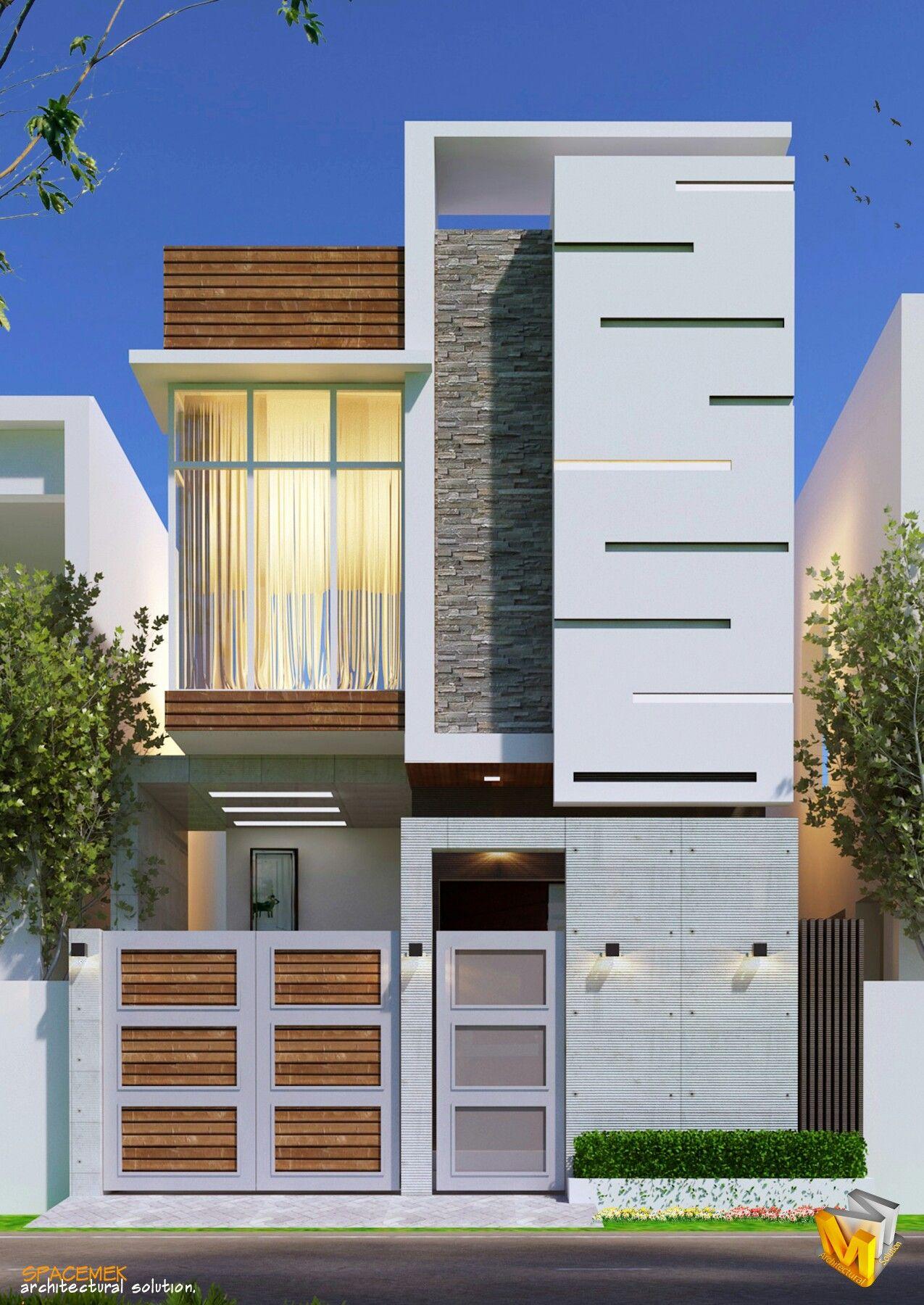 Small House Elevation Design Duplex House Design Latest House Designs: Bungalow House Design, Architectural House Plans, Duplex House Design