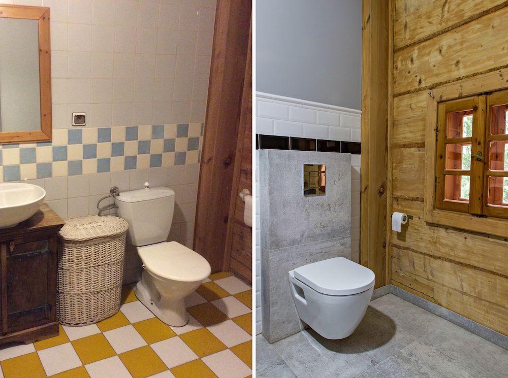 Wnętrza Zewnętrza Blog Wnętrzarski Szara łazienka W