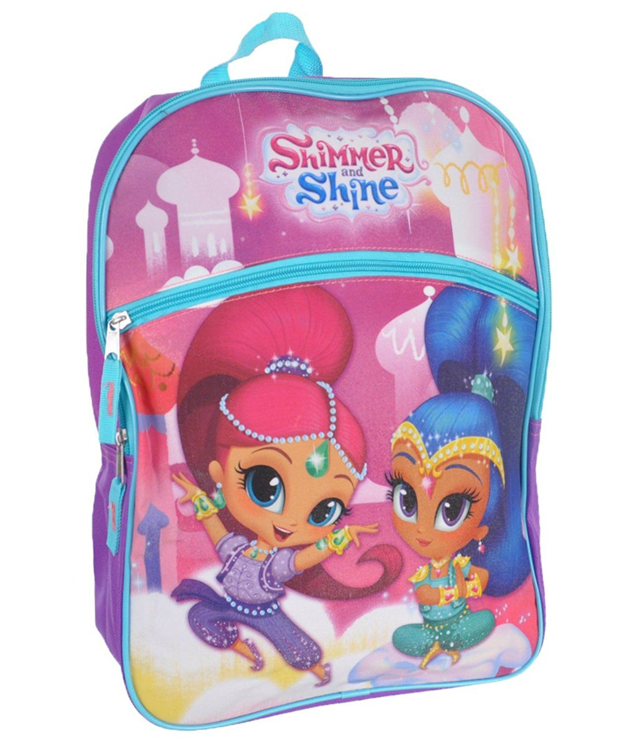dc9b67f0c55 Shimmer and Shine Large Backpack     Check out this great product. (This is  an Amazon Affiliate link)