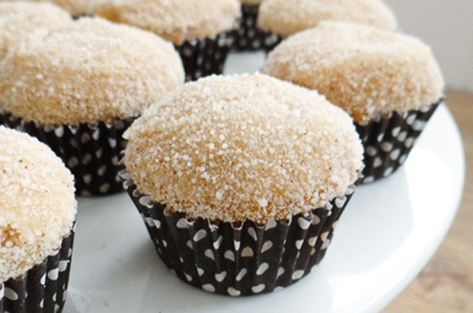 Brazilian Churro Mini Cupcakes
