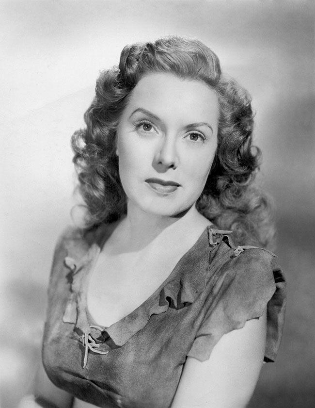 Brenda Joyce Tarzan and the Huntress (1947) Tarzan