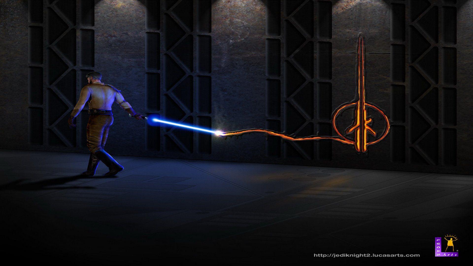 Star Wars Jedi Knight 2 Jedi Outcast Wallpaper Wallpaper Jedi Outcast Star Wars Jedi Jedi Knight