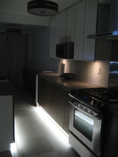 LED Lighting for the Kitchen via Fero & LED Lighting for the Kitchen via Fero | LED Lighting | Pinterest ...