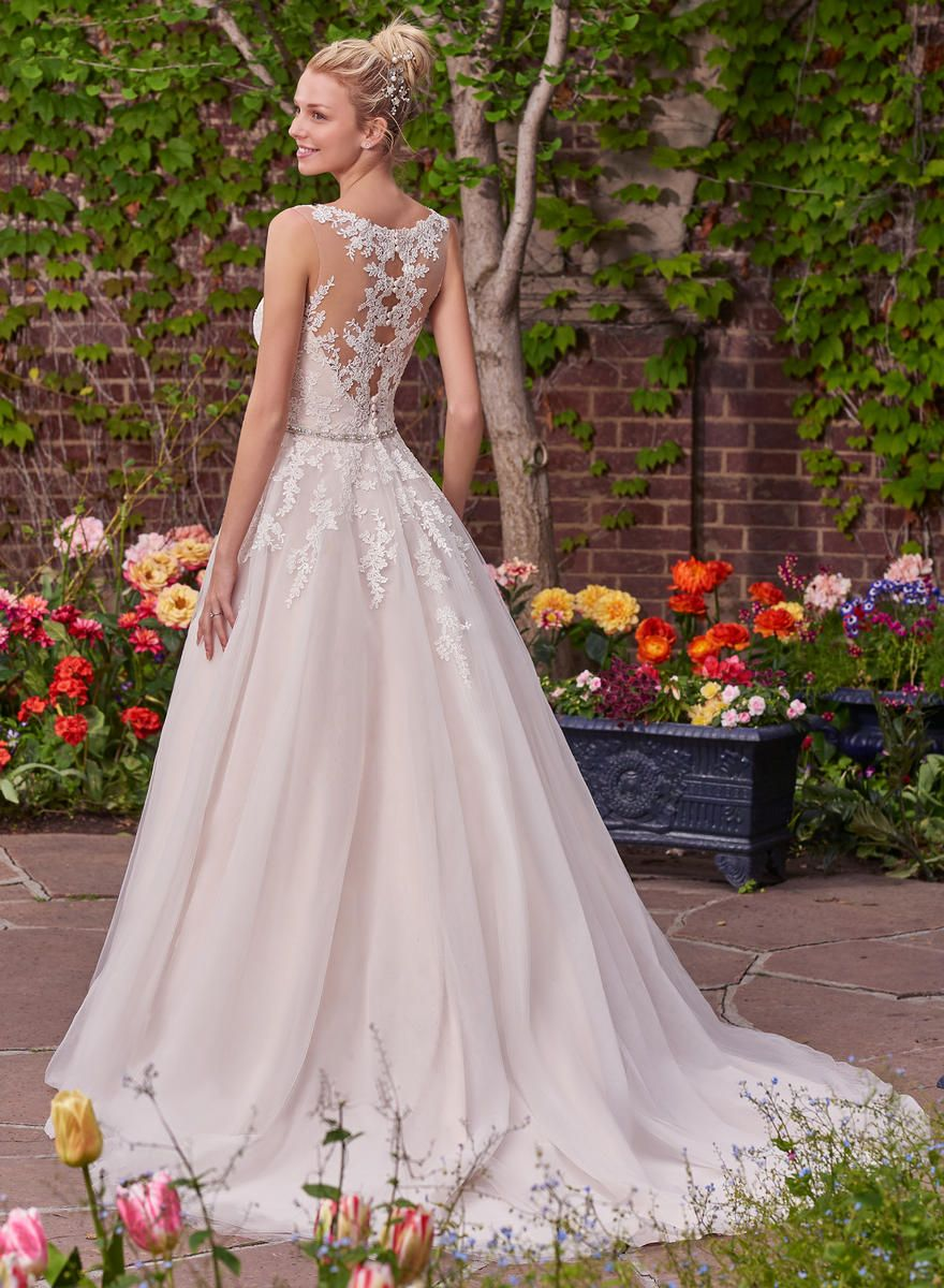 Maggie bridal by maggie sottero olivia 7rs290 rebecca ingram wedding dress ombrellifo Image collections