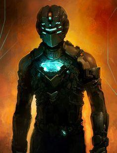 Advanced Suit Dead Space Suits Dead Space Space Armor