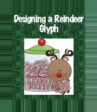 #designing #glyph #reindeer #winter break activities teaching Designing a Reindeer Glyph Need a fun activity for the winter holidays? Students love cr…