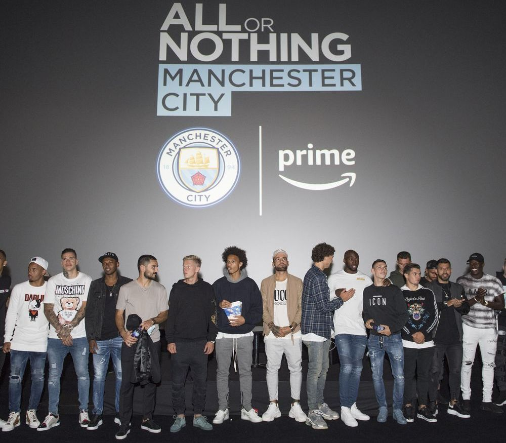 All or Nothing Manchester... Manchester city