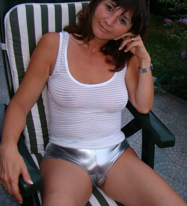 Mature and naughty
