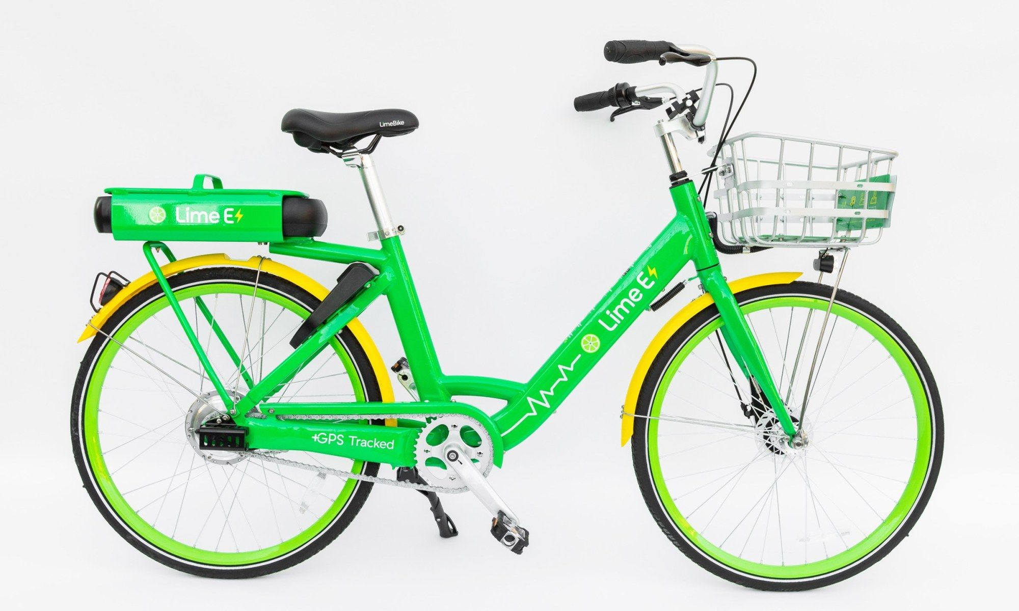 Lime S Dockless Electric Bike Has Made Its Way To London