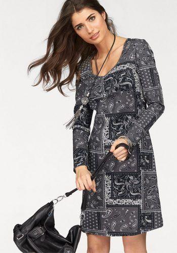 Aniston Jerseykleid mit 3/4-langen Ärmeln ab 29,99 ...