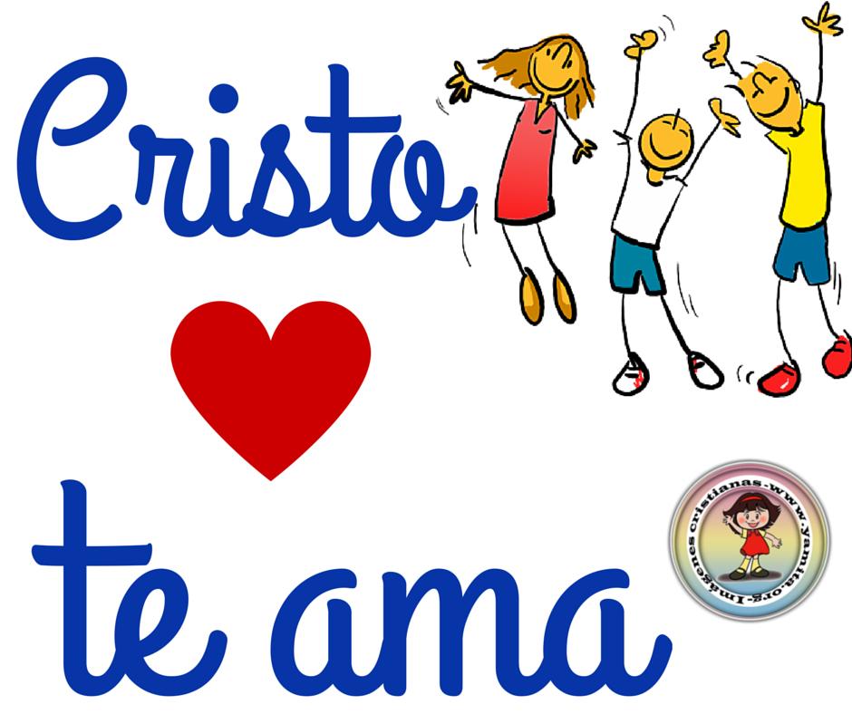 Cristo te AMA | Lugares para visitar | Pinterest | Cristo, Te amo y Amar
