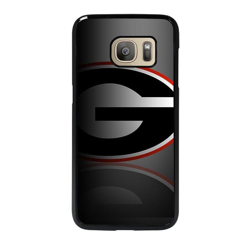 Uga Georgia Bulldogs Symbol Samsung Galaxy S7 Case Best Custom