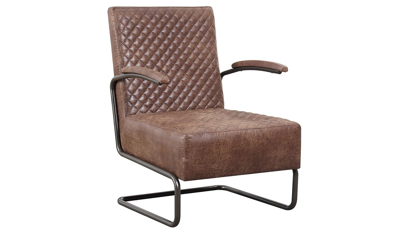 Aero Brown Accent Chair Brown Accent Chair Office Guest Chairs