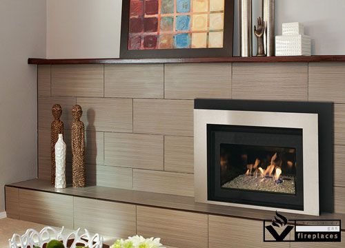 Pacific Energy Broadway Fireplace With Images Natural Gas Fireplace Gas Fireplace Custom Fireplace