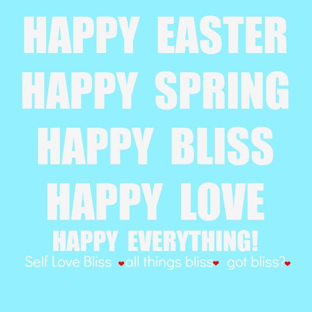#gratitude #easter #love #peace #bliss #spring #blessed #thanks #words #selflove #selflovebliss www.selflovebliss.com