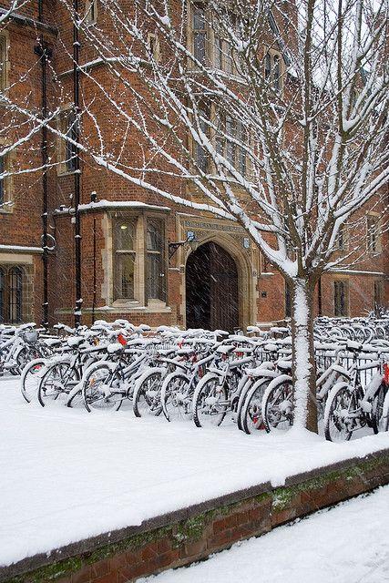 Cambridge 02.02.09-snow-03 by twistan on Flickr.