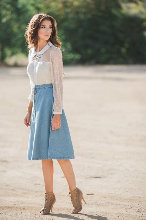 midi skirt 2017 style style