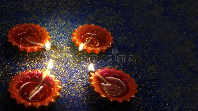 Clay Diya Lamps Lit During Diwali Celebration Traditional Clay Diya Lamps Lit D Affiliate Lamps Lit Clay Diya Diya Lamp Diwali Celebration Diwali