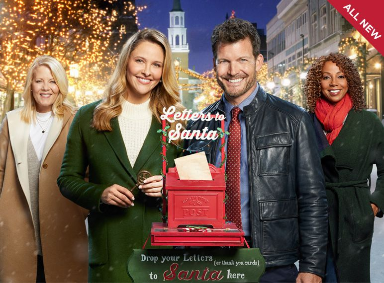 Find Video Photos And Cast Information For The Hallmark Channel Original Movie Christmas In