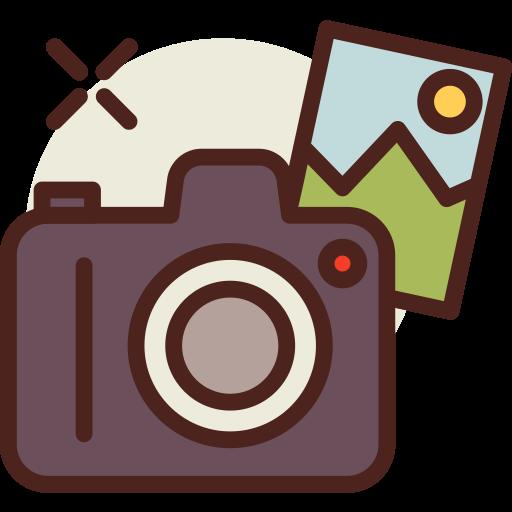 Descarga ahora este icono en formato SVG, PSD, PNG, EPS o como fuente para  web. Flaticon, la mayor base de datos de icon… | Iconos, Dibujo de camara,  Fondos de gato