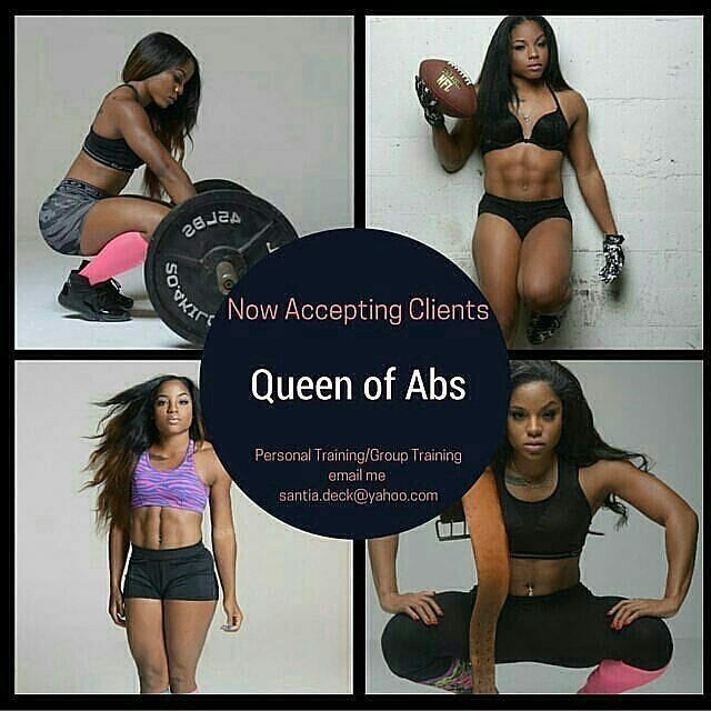 Fit Black Girls Black Girl Fitness Black Girls Girls With Abs