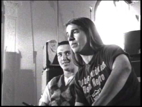 John Frusciante and Anthony Kiedis