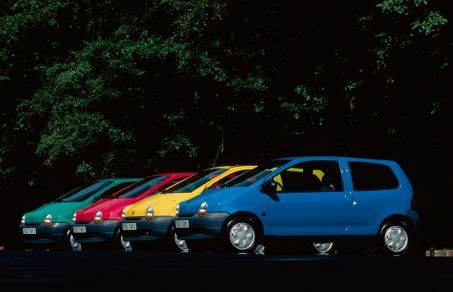 Renault Remembers The Original Twingo On Its 20th Anniversary