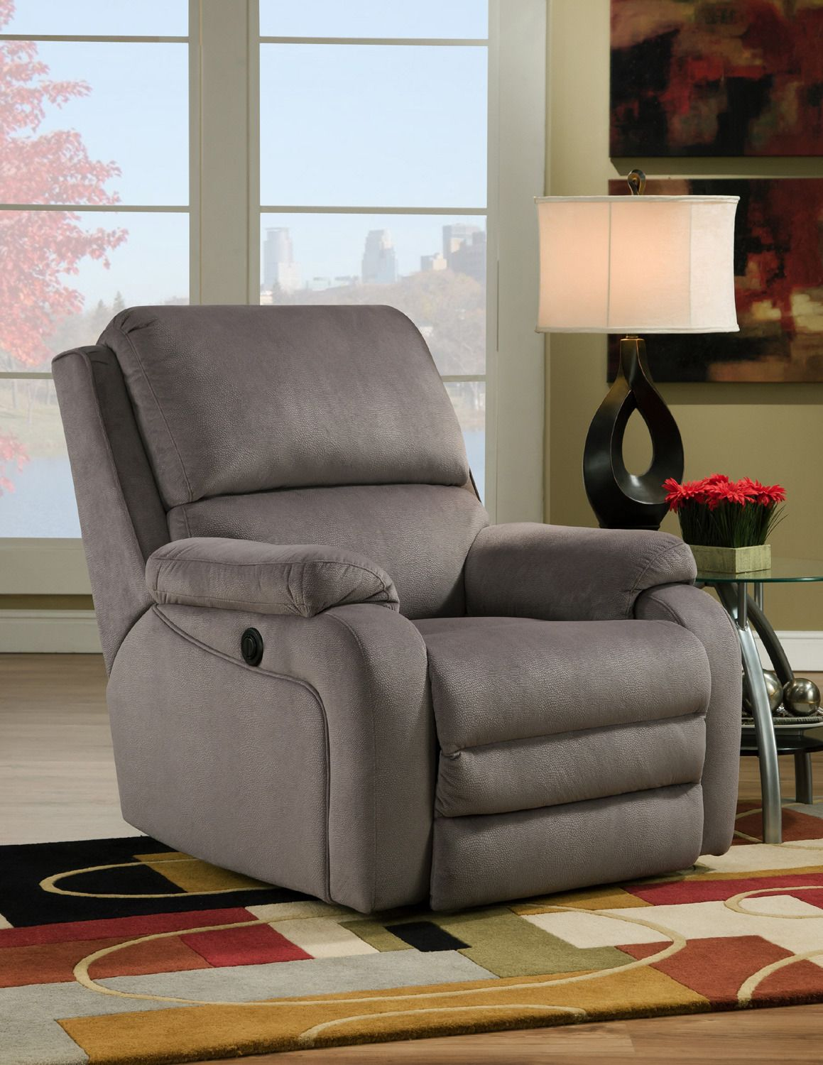 Ovation Wall Hugger Recliner Southern Motion Furniture