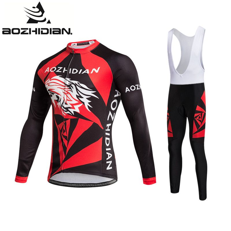 2017 AZD56 Long Sleeve Cycling Jersey Specialized Summer Men Pro Team  Clothing Maillot Ropa Ciclismo Set Custom Cycling Jersey 4c254f660